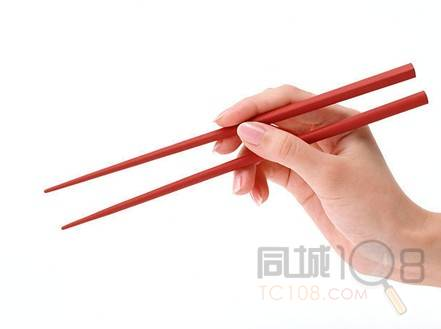 正确使用筷子12大禁忌