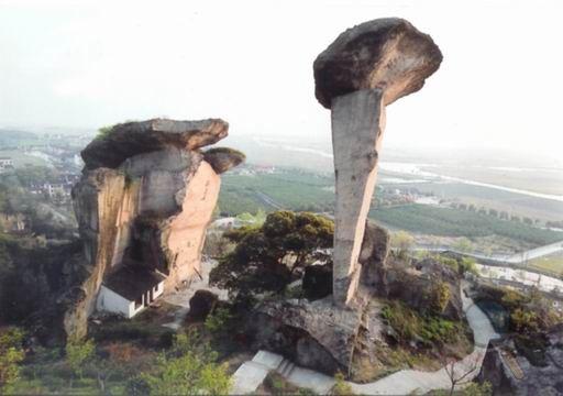[越城区]吼山风景区