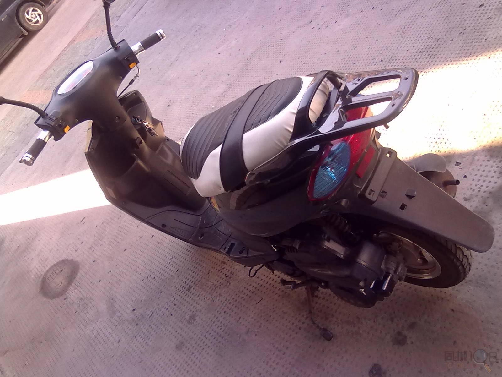 金城踏板摩托车 125
