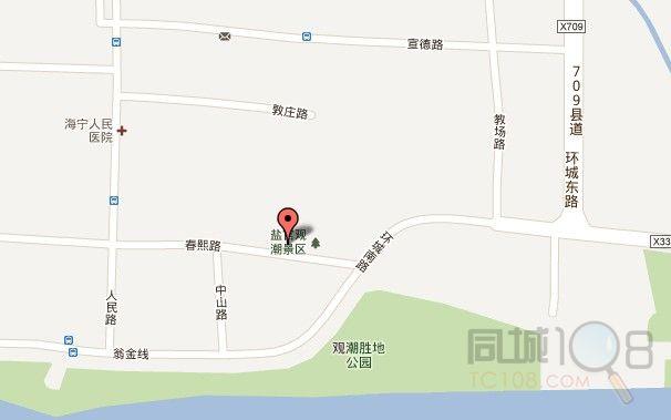 [海宁市]盐官观潮景区_海宁旅游/酒店_海宁108社区