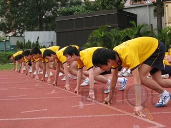 [海宁市]海宁市少年儿童体育学校田径训练基地