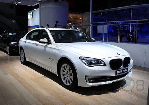 旗下新款宝马7系车型已正式上市,加上之前在9月上市的741li豪华型后