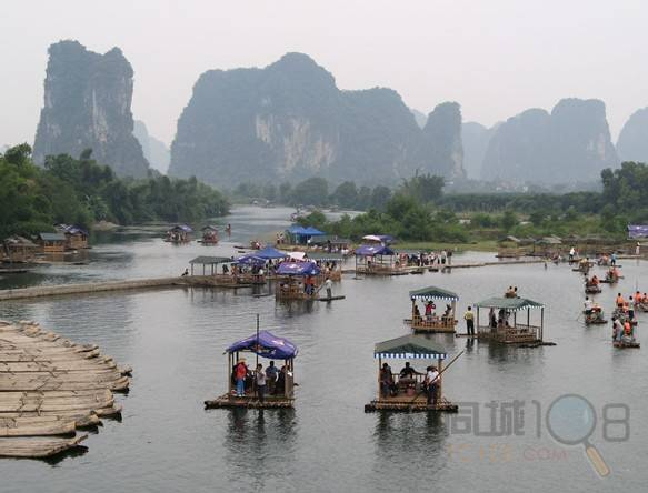 [柯桥区]杭州往返桂林