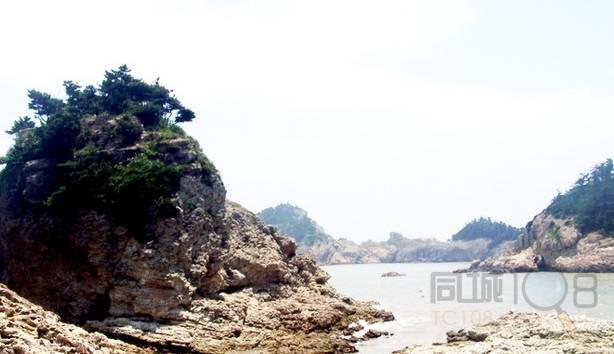 6月3日,与你同赏原生态海岛风光——沙镬岛.中午烧烤