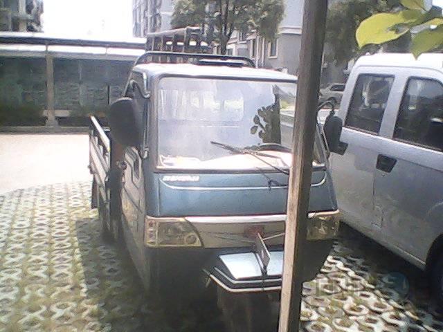 [越城区]宗申三轮摩托车方向盘式