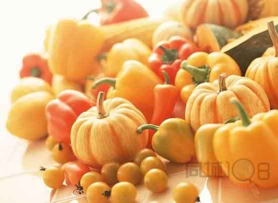 近视吃黄色食物 瞧瞧你该吃啥种颜色的食物