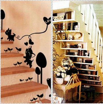 创意室内楼梯设计图片