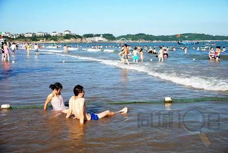 6月16日舟山朱家尖吃海鲜大餐,南沙沙滩戏水看沙雕一日游