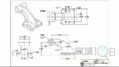 通用标准设计;轴套,联接件,盘盖类,齿轮类,箱体类零件设计;轴总成与