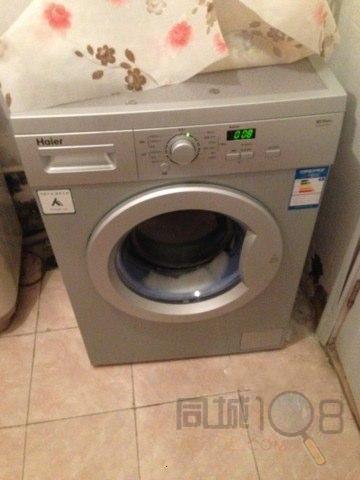 [新城区]转让刚买全自动滚桶海尔洗衣机