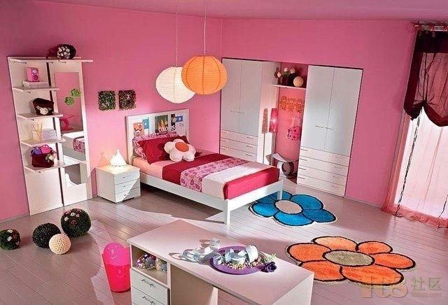 儿童画画房子展示