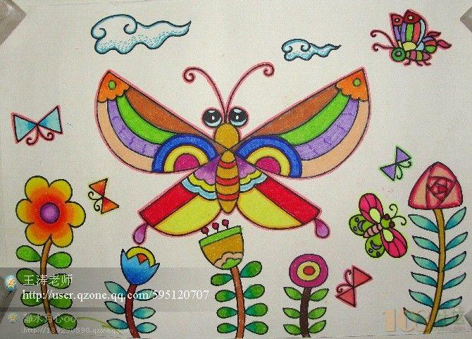 【课程设置】幼儿绘画启蒙