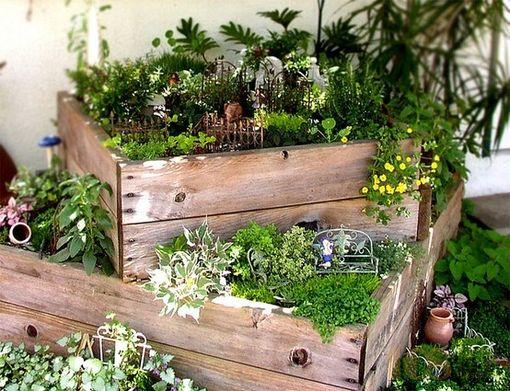 室内植物花园设计