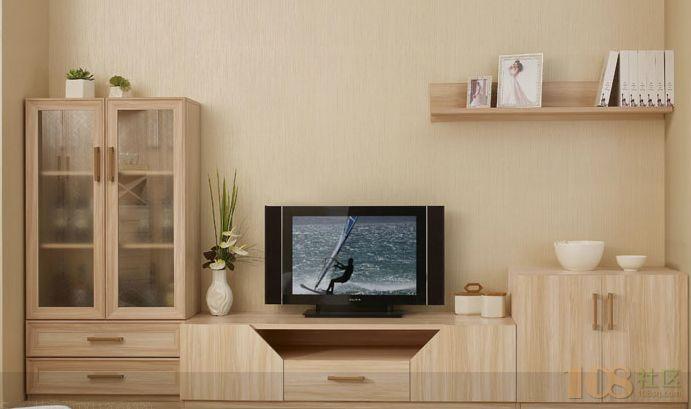 欧派衣柜里电视机中部合理设计图