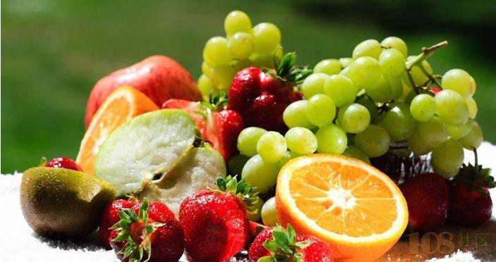 猕猴桃,橘子,山楂等,富含大量有机酸