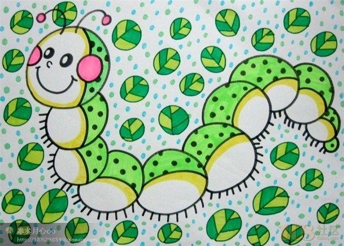 小孩子学画画对成长有什么好处