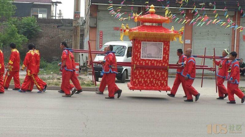 [交城县]交城古典传统中式花轿婚礼策划(传统中式花轿图片