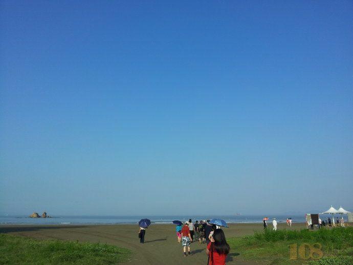 海上香格里拉——14-15号秀山岛,岱山海滨二日游