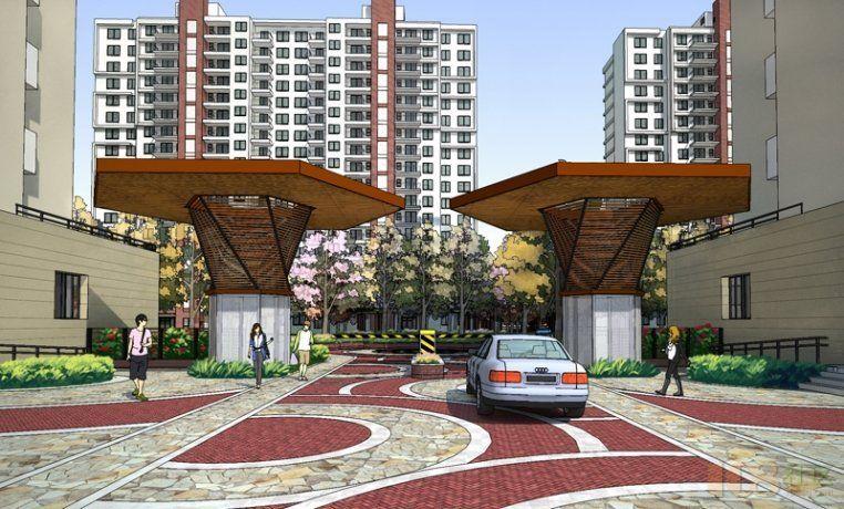 张家港园林景观设计