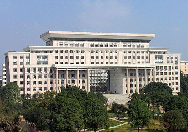 广西大学位于绿城南宁